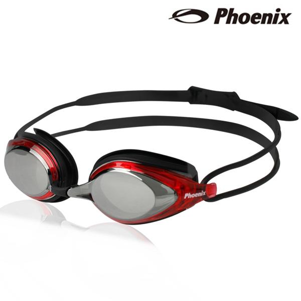 PN-802M(RD) 피닉스 패킹 미러렌즈 수경