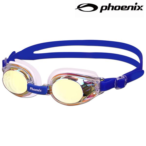 PN-505JM-BLUE 피닉스 아동 미러수경