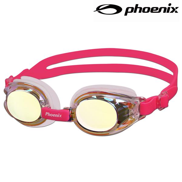 PN-505JM-PINK 피닉스 아동 미러수경