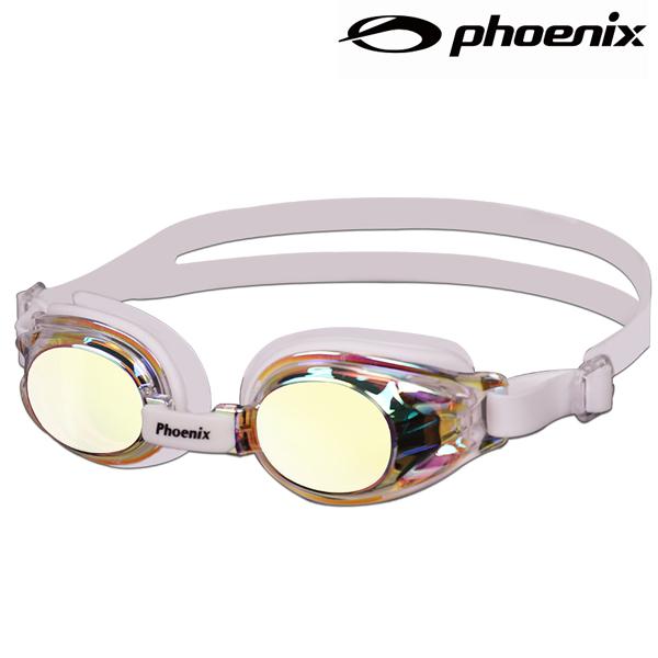 PN-505JM-WHITE 피닉스 아동 미러수경