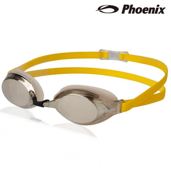 PR-1M(YE) 피닉스 패킹 미러렌즈 수경