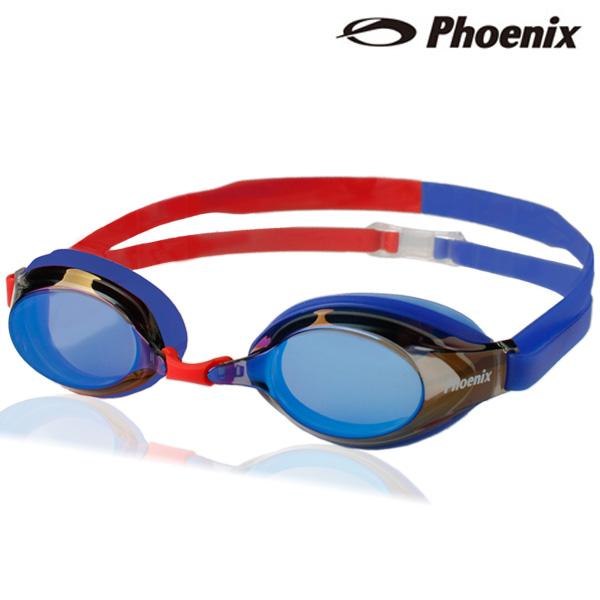 PR-1M TT(BL) 피닉스 패킹 미러렌즈 수경