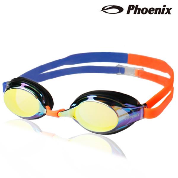 PR-1M TT(GD) 피닉스 패킹 미러렌즈 수경
