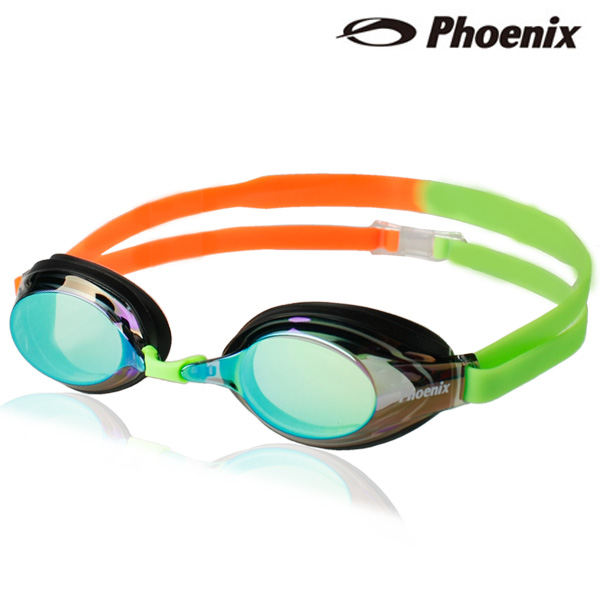 PR-1M TT(GR) 피닉스 패킹 미러렌즈 수경