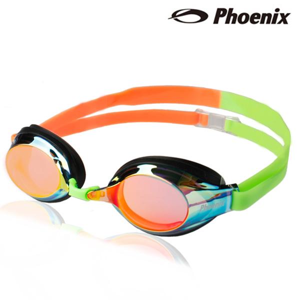 PR-1M TT(RD) 피닉스 패킹 미러렌즈 수경