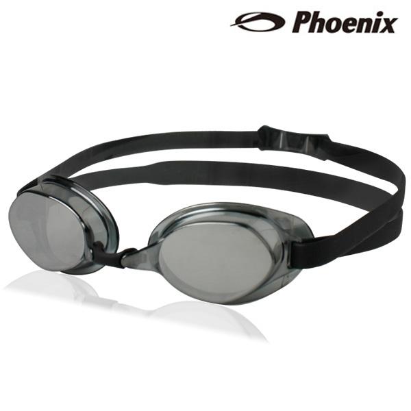PR-201M(BK) 피닉스 노패킹 미러렌즈 수경