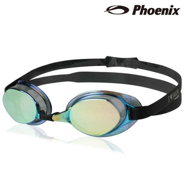 PR-201M(GD) 피닉스 노패킹 미러렌즈 수경