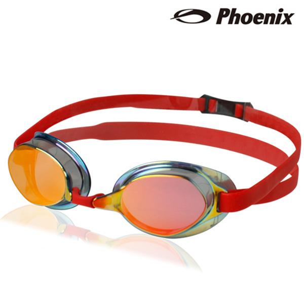 PR-201M(RD) 피닉스 노패킹 미러렌즈 수경