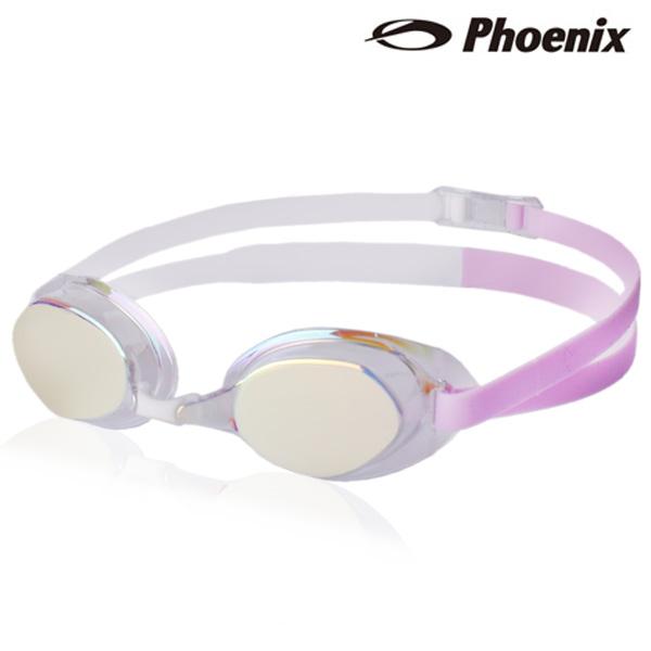 PR-201M TT(CL) 피닉스 노패킹 미러렌즈 수경