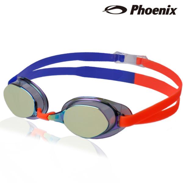 PR-201M TT(GD) 피닉스 노패킹 미러렌즈 수경