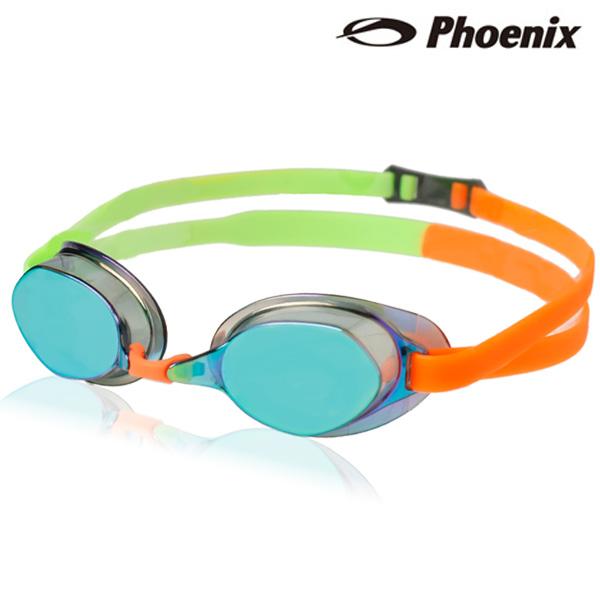 PR-201M TT(GR) 피닉스 노패킹 미러렌즈 수경