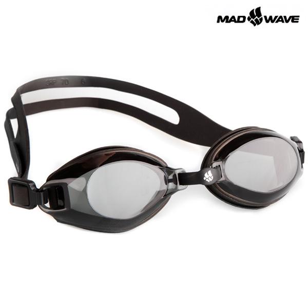 PREDATOR(BLACK) MAD WAVE 일반용 패킹 노미러 수경