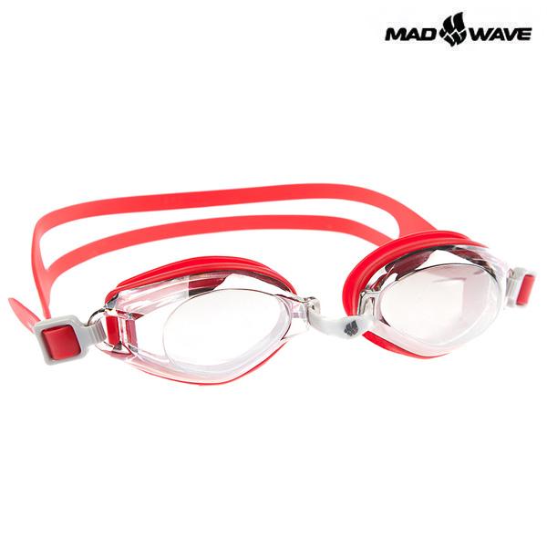PREDATOR MIRROR-RED MAD WAVE 일반용 패킹 미러 수경