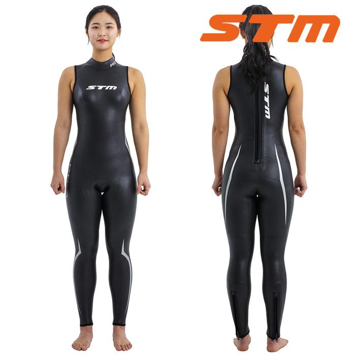 PRO 여강사 민소매 원피스-여성 STM