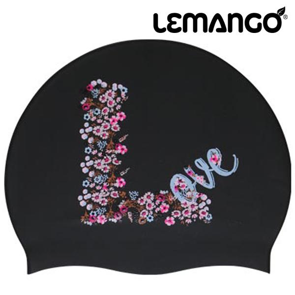 LSSC0026-BLACK 르망고 LOVE 실리콘 수모