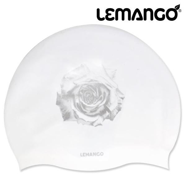LSSC0061-WHITE-SILVER 르망고 Modern Rose 실리콘 수모