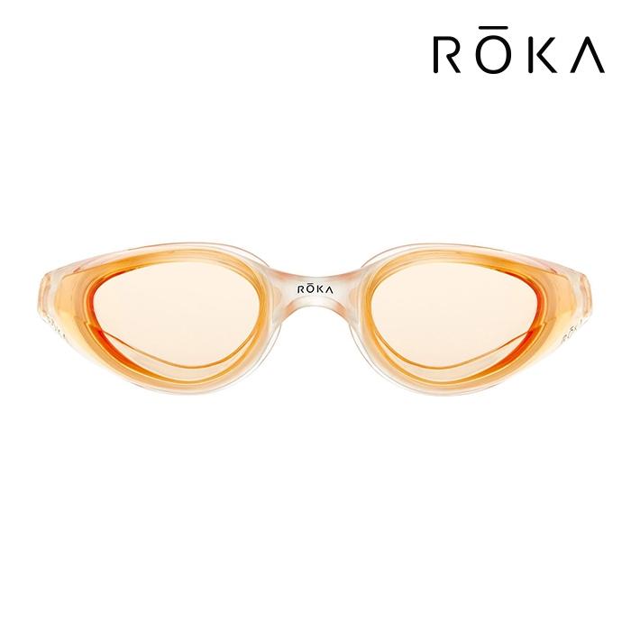 R1-AMBER ROKA 패킹 노미러 오픈워터 수경