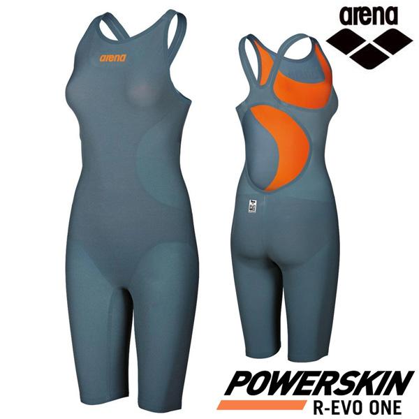 Powerskin R-EVO ONE 파워스킨 레보-원 (오픈백) GRY 경기용-스윔잭증정
