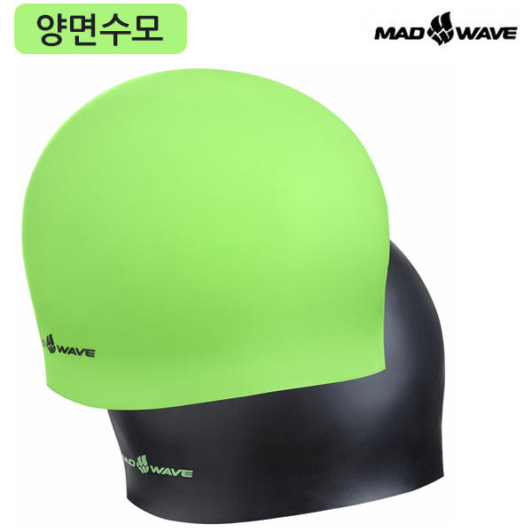 Reverse CHAMPION (GREEN) MAD WAVE 실리콘 양면 수모