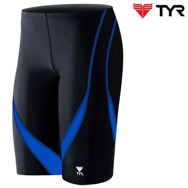 SALI1A 093(BLACK-BLUE) TYR 티어 수입 5부 수영복