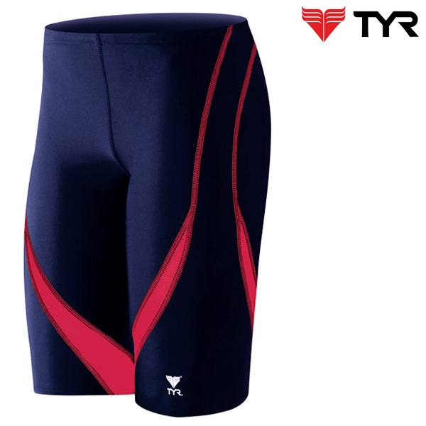 SALI1A 404(NAVY-RED) TYR 티어 수입 5부 수영복