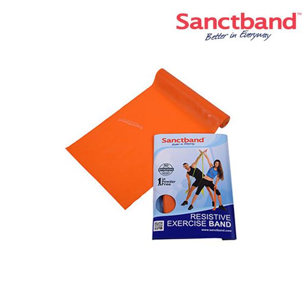 샌트밴드 2M 에코백형 Lv2-오렌지