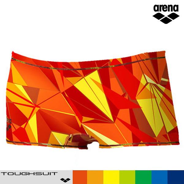 SAR-0113-RED 아레나 ARENA 탄탄이 숏사각 수영복