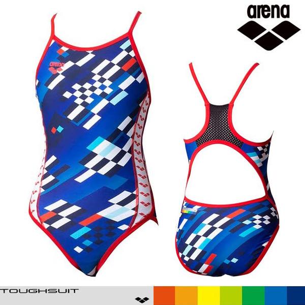 SAR-0122W-TRC 아레나 탄탄이 원피스 수영복