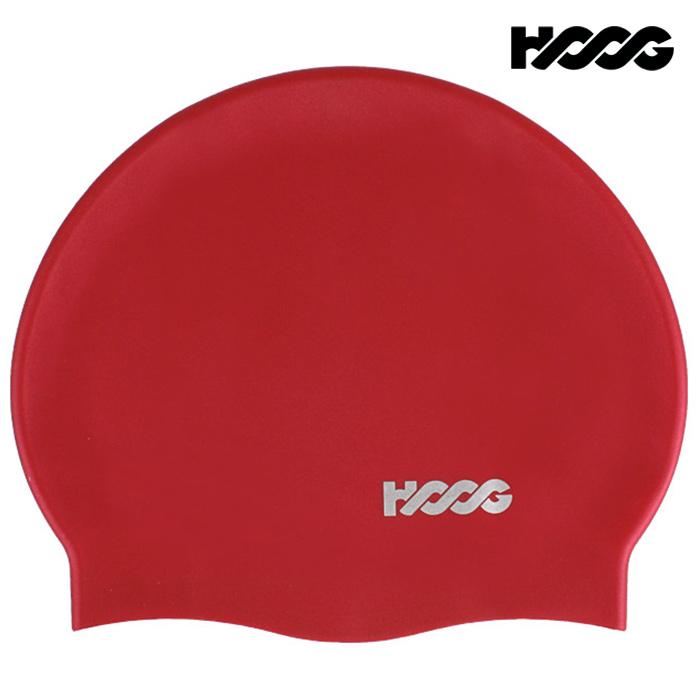 후그 SC153-RED 플레인 실리콘수모