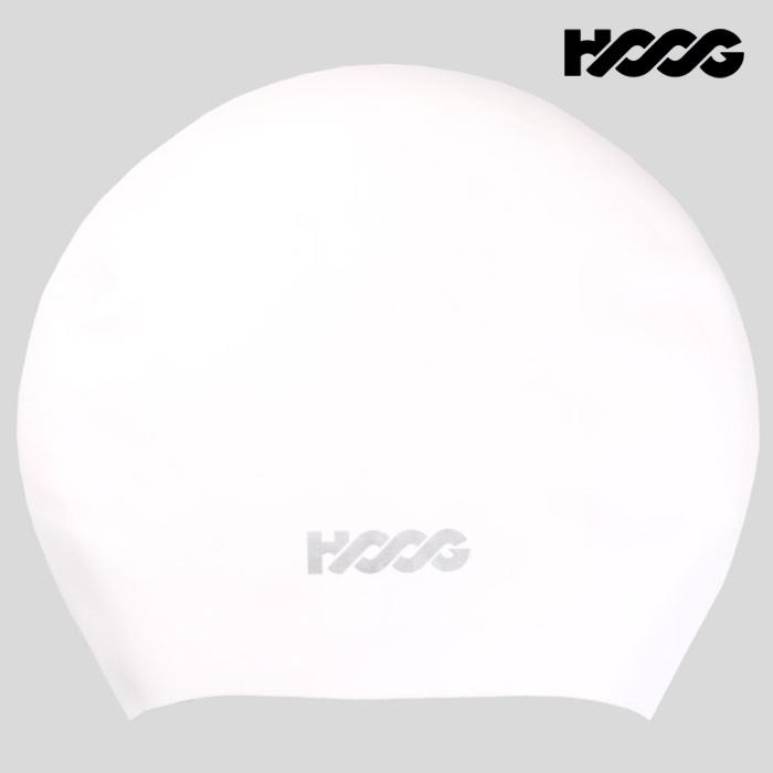 후그 SLC175-WHITE 롱헤어 실리콘수모