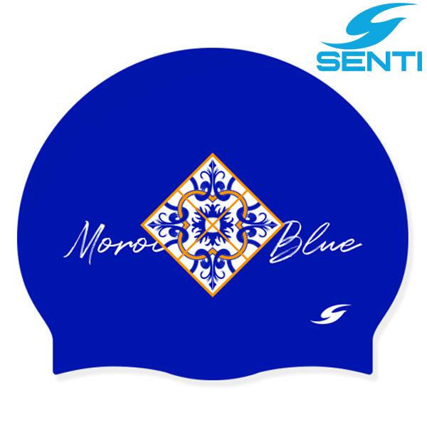 센티 SC-2152 모로칸블루-BLUE 실리콘 수모
