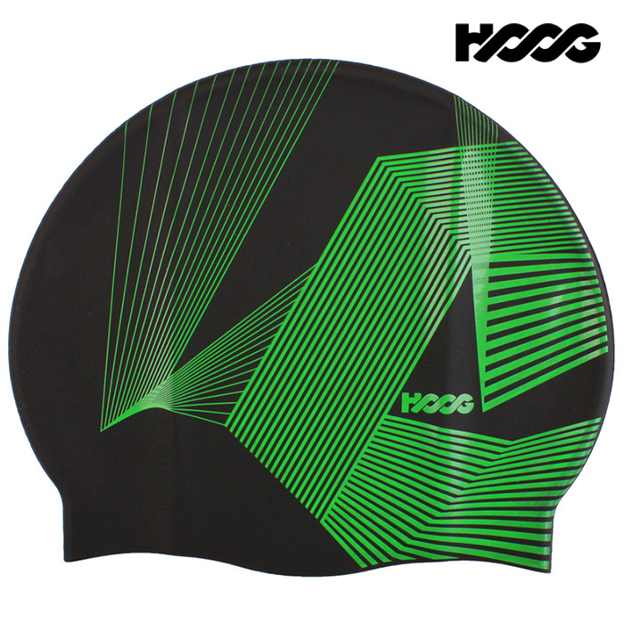 후그 SC246-BLACK-GREEN 실리콘수모