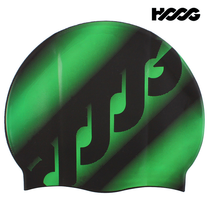 후그 SC248-BLACK-GREEN 실리콘수모