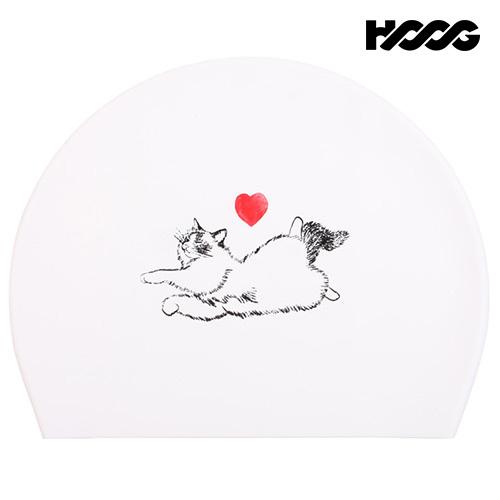 후그 SC365-WHITE 실리콘 수모