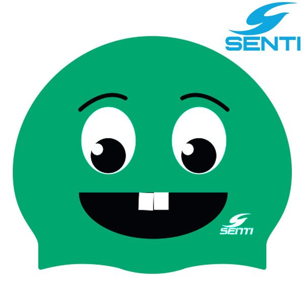 센티 SC-864 빙글빙글-GREEN 실리콘 수모