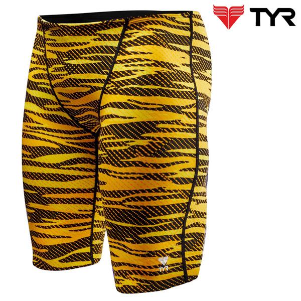 SCR7A 008(BLACK/GOLD) TYR 티어 탄탄이 5부 수영복