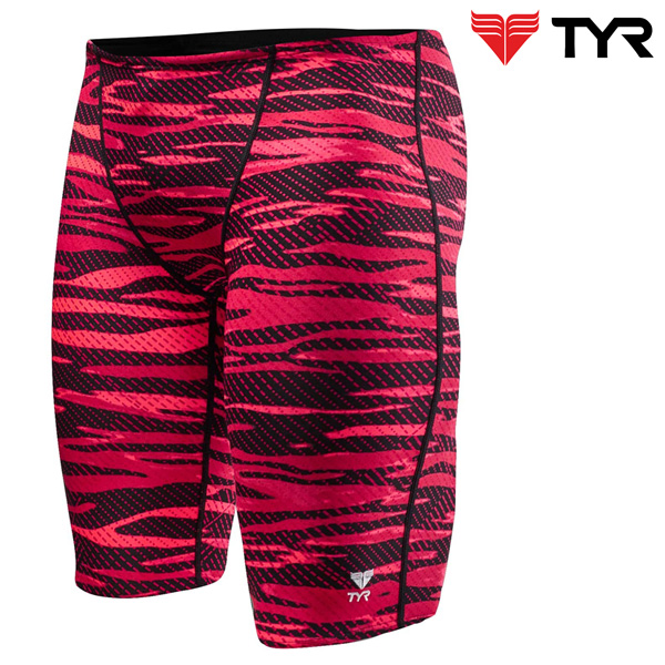 SCR7A 610(RED) TYR 티어 탄탄이 5부 수영복