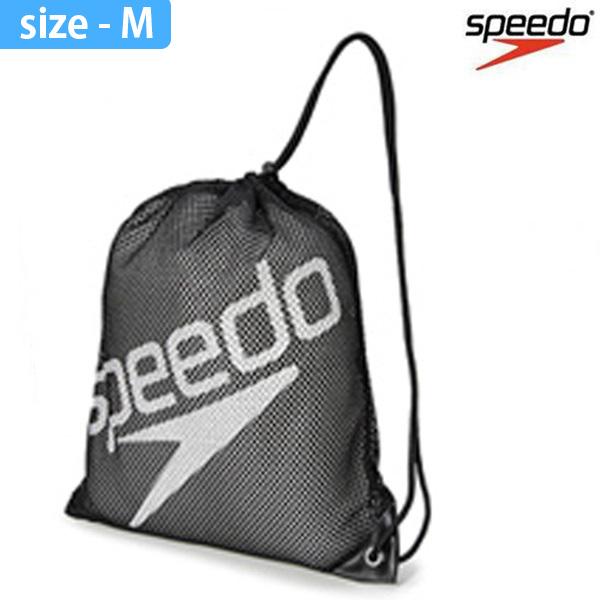 SD96B07(K) SPEEDO 스피도 매쉬 가방 수영용품