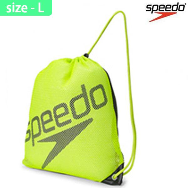 SD96B08(CK) SPEEDO 스피도 매쉬 가방 수영용품