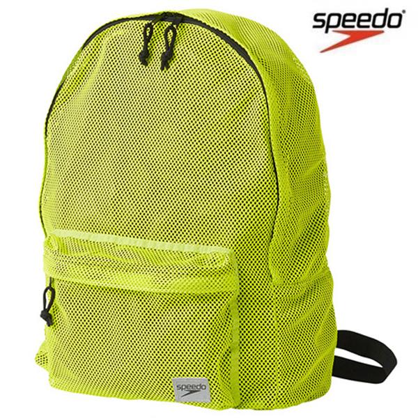 SD97B65(CG) SPEEDO 스피도 백팩 매쉬 가방 수영용품