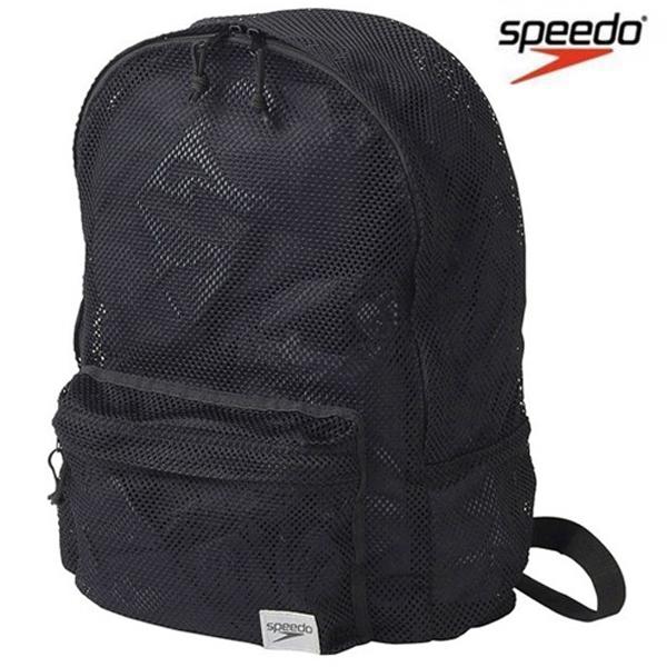 SD97B65(K) SPEEDO 스피도 백팩 매쉬 가방 수영용품
