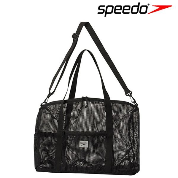 SD98B53-K 스피도 SPEEDO 메쉬 가방 수영용품