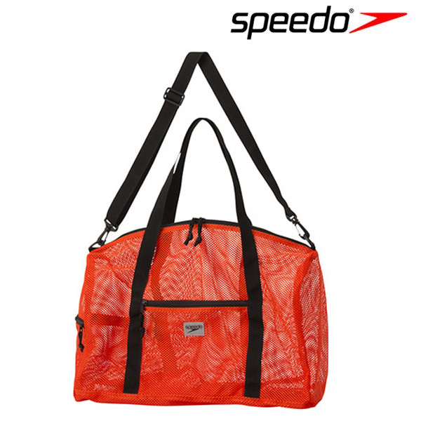 SD98B53-RE 스피도 SPEEDO 메쉬 가방 수영용품