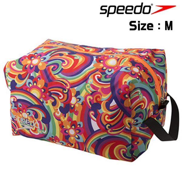 SD98B71-OR 스피도 SPEEDO 손가방 수영용품