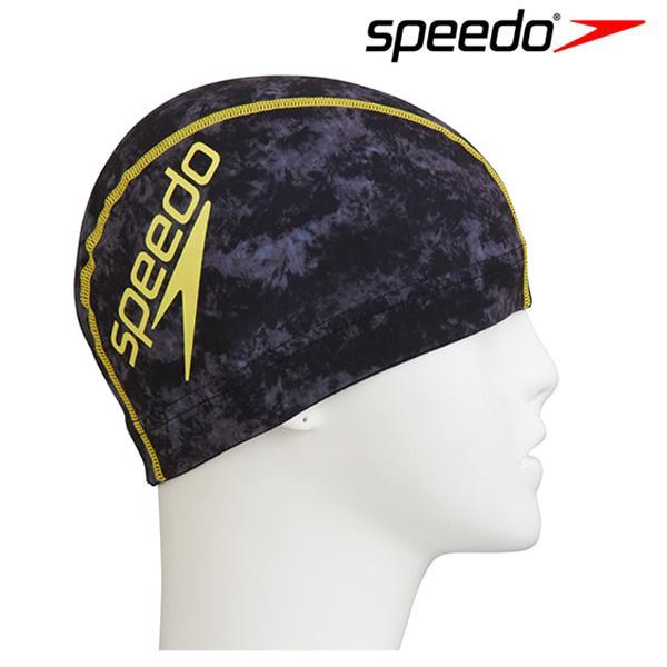 SD98C60-K 스피도 SPEEDO 천 수모 수영모 수영용품