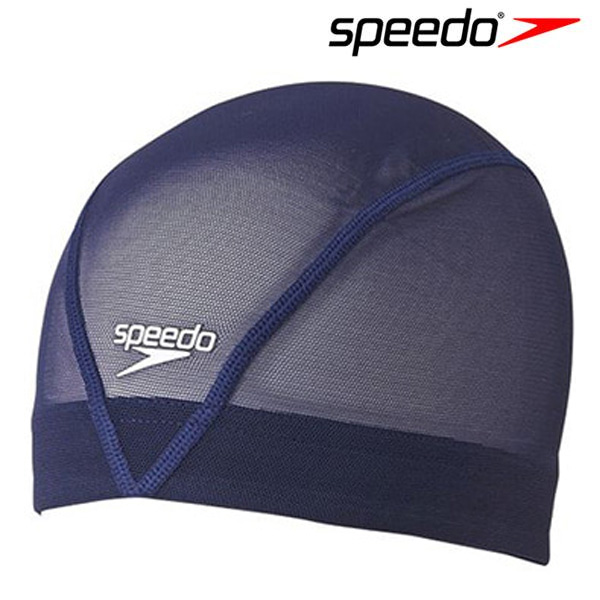 SD99C60-NB 스피도 SPEEDO 메쉬 수모 수영모 수영용품