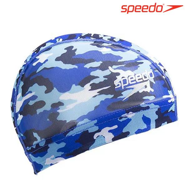 SE11901-BL 스피도 SPEEDO 메쉬 수모 수영모