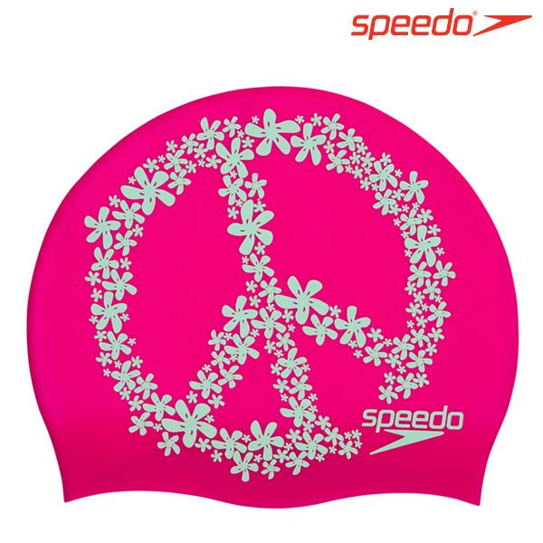 SE11920-PN 스피도 SPEEDO 실리콘 수모 수영모