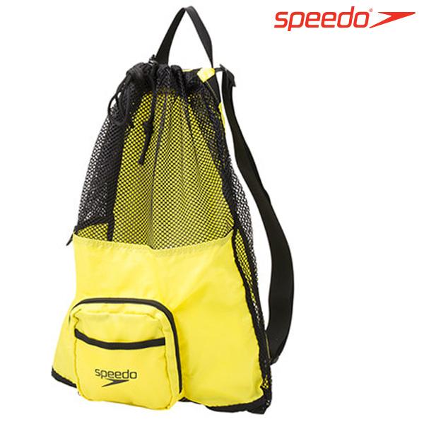 SE21911-YE 스피도 SPEEDO 포켓 메쉬 백팩 가방