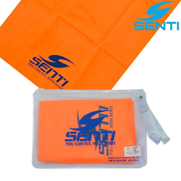센티 건식타올-ORANGE 수영용품